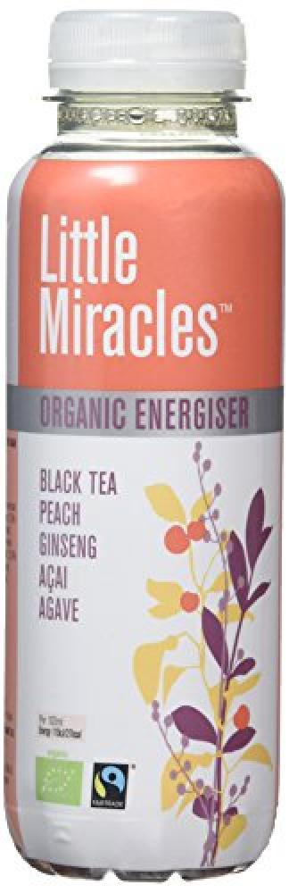 Little Miracles Organic Black Tea Energy Drink 330 ml