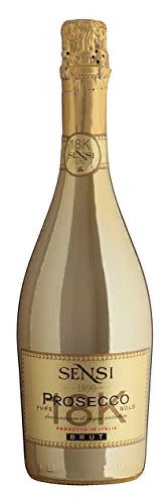 Sensi 18k Prosecco Gold Brut 750ml
