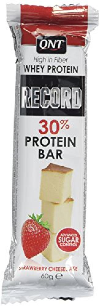 QNT Strawberry Cheesecake Protein Bar 60g