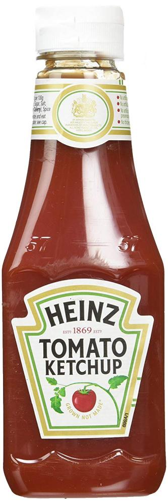 Heinz Tomato Squeezy Ketchup 342g
