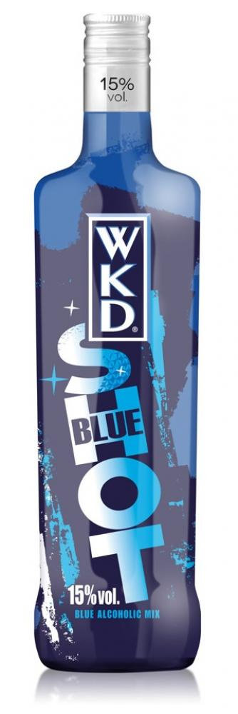 WKD Blue Shot 700ml