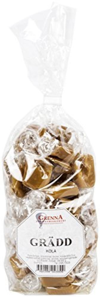 Grenna Polkagriskokeri Cream Toffees in Cellophane Bag 300 g