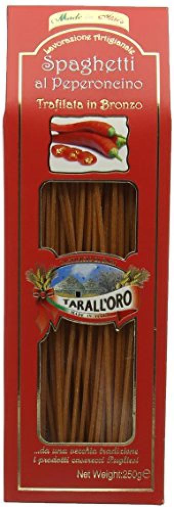 Taralloro Spaghetti Al Peperoncino 250g