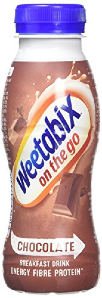Weetabix On The Go Chocolate Breakfast Drink 250ml