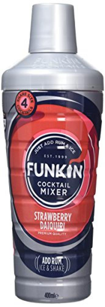 Funkin Cocktail Mixer - Strawberry Daiquiri 400ml