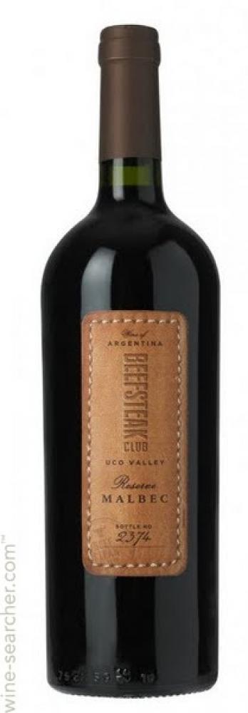 Beefsteak Club Reserve Malbec 2013 Red Wine 75 cl
