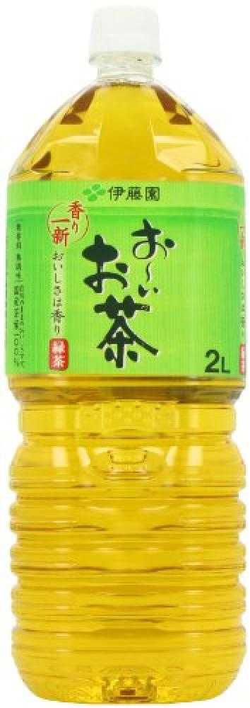 Ito En Ohi Ocha Ryokucha Green Tea 2L