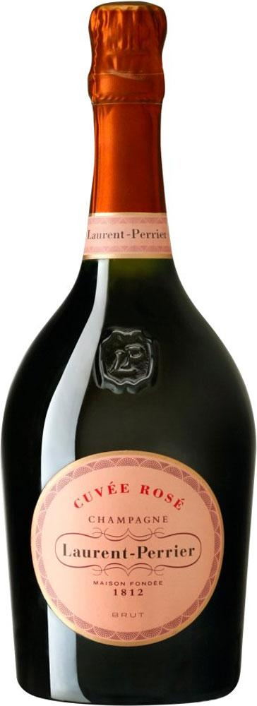 Laurent Perrier Cuvee Rose Brut NV Champagne 75cl