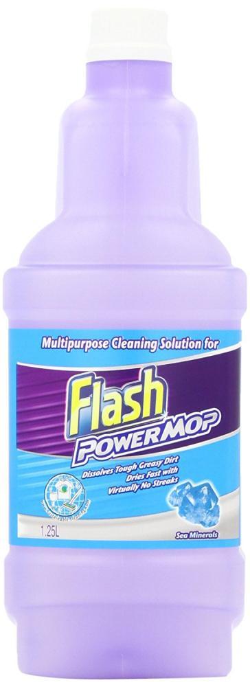 Flash Powermop Sea Minerals Liquid Refills 1250ml