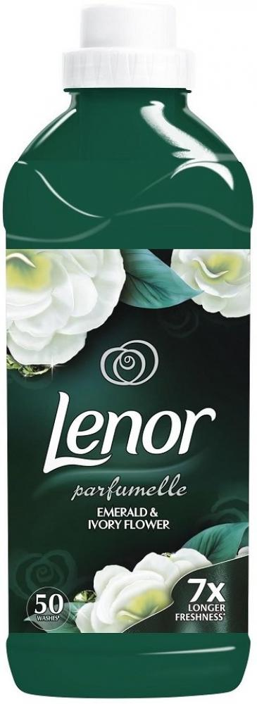 Lenor Emerald and Ivory Flower Fabric Conditioner 1.14l 38 washes