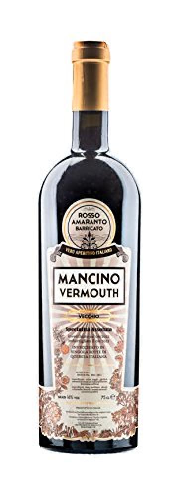 Mancino Vermouth Vecchio Rosso Amaranto Barricato 750ml