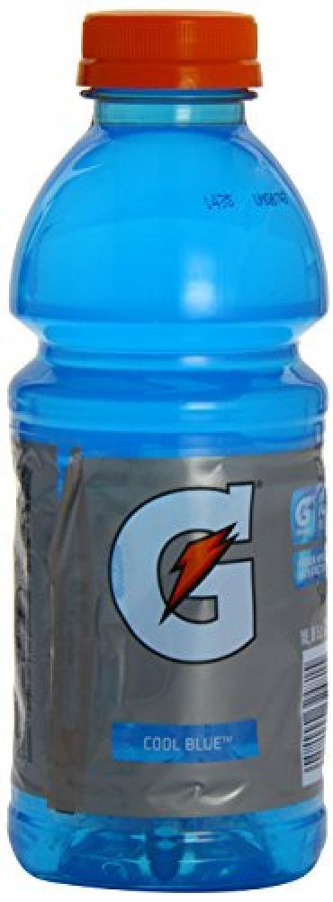 Gatorade G Series Cool Blue Raspberry 20 oz
