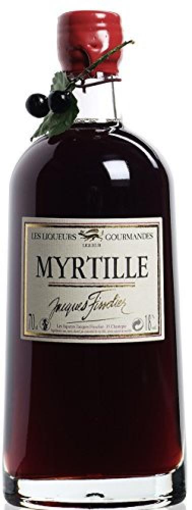 Fisselier Les Liqueurs Gourmandes Myrtille Blueberry Liqueur 700ml