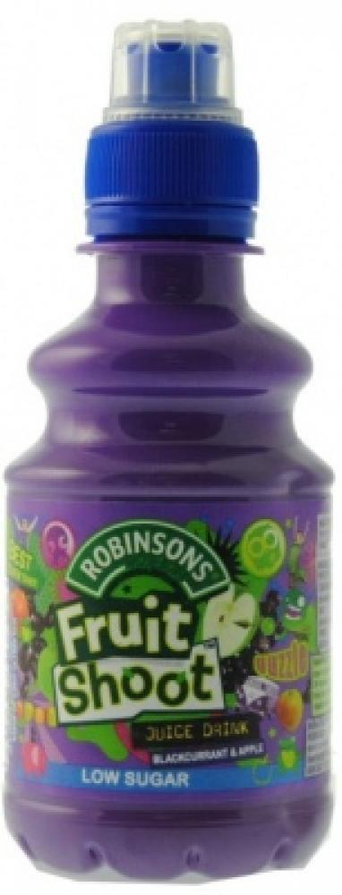 Robinsons Fruit Shoot Apple and Blackcurrant Juice Drink 200ml