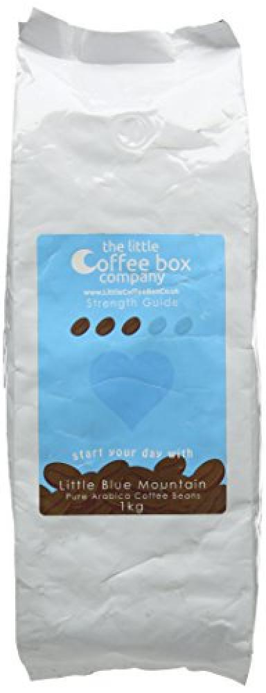 Little Coffee Box Little Blue Mountain Pure Arabica Coffee Beans 1Kg