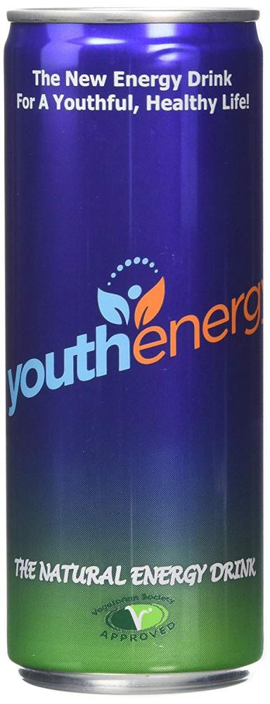 Youthenergy Natural Energy Drink 250ml