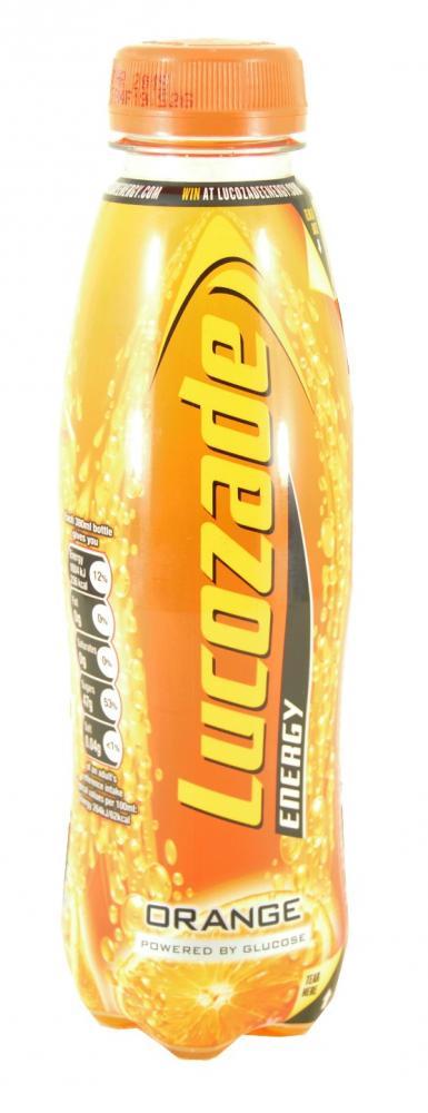Lucozade Energy Orange 380ml