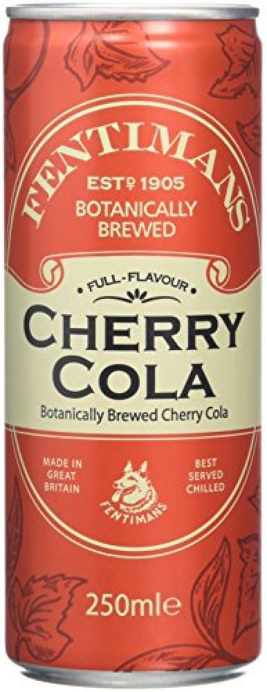 Fentimans Cherry Cola Can 250ml