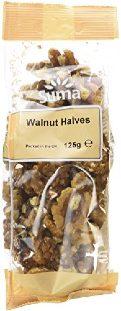 Suma Prepacks Walnuts Light Halves 125 g