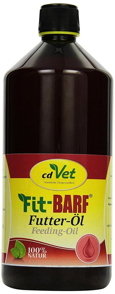 CD Vet Fit Barf Feeding Oil 1Litre