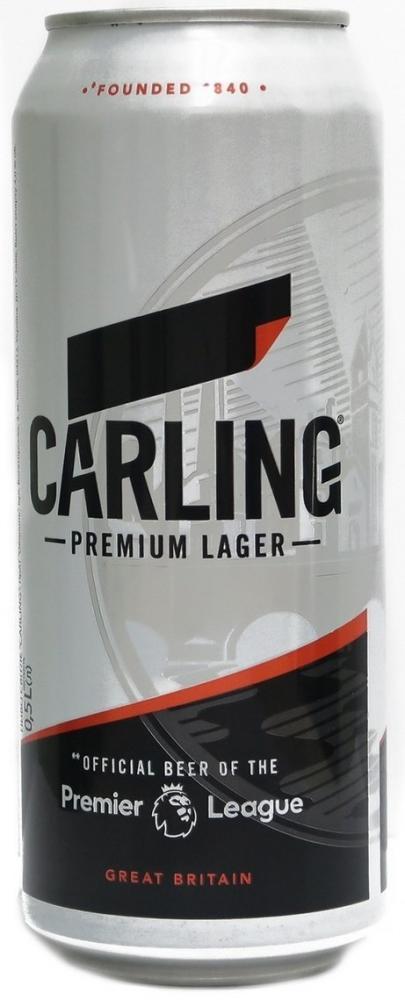 Carling Original Lager 500ml