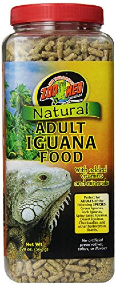 Zoo Med Adult Iguana Food 567g