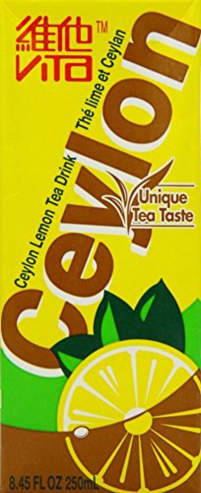 Vita Lemon Ceylon Tea 250 ml