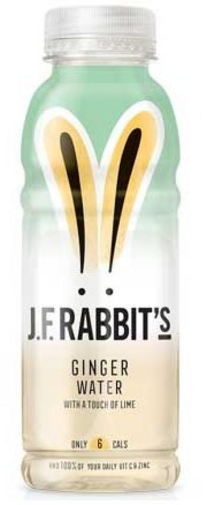 JF Rabbit Ginger Water 330ml