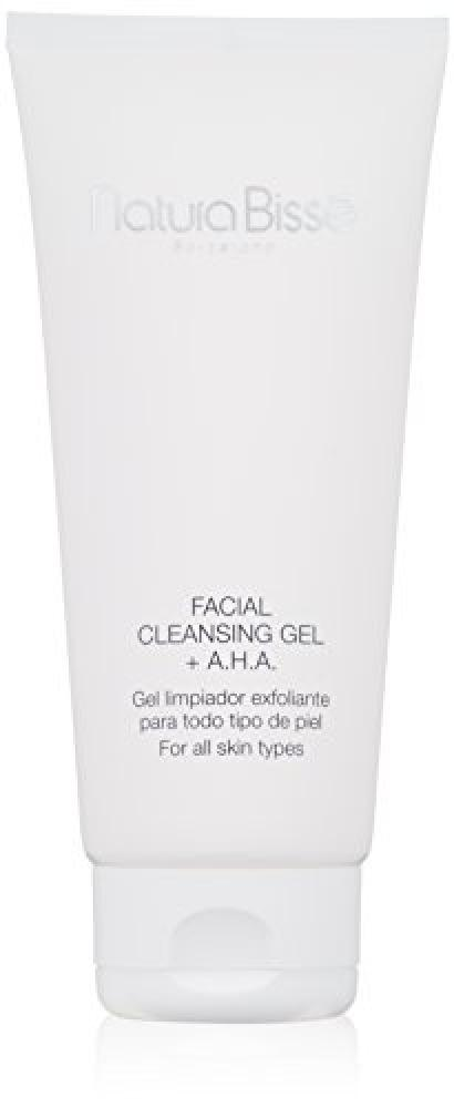 NATURA BISSE Facial Cleansing Gel with Aha 200 ml