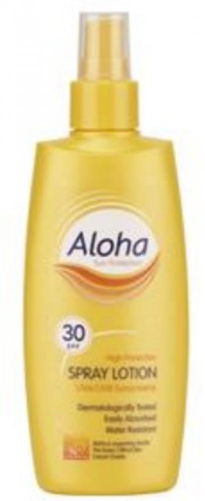 Aloha Spray Lotion 30 Spf 200ml