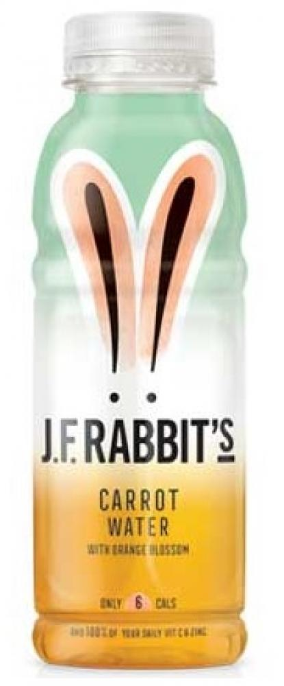 JF Rabbit Carrot Water 330ml