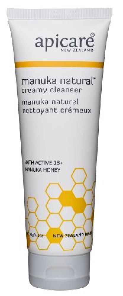 Apicare Manuka Natural Creamy Cleanser 130g