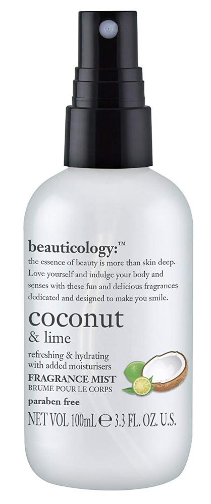 Baylis and Harding Beauticology Coconut and Lime Fragrance Mist 100ml