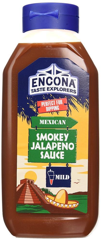 FURTHER REDUCTION  Encona Mexican Smokey Jalapeno Sauce 1kg