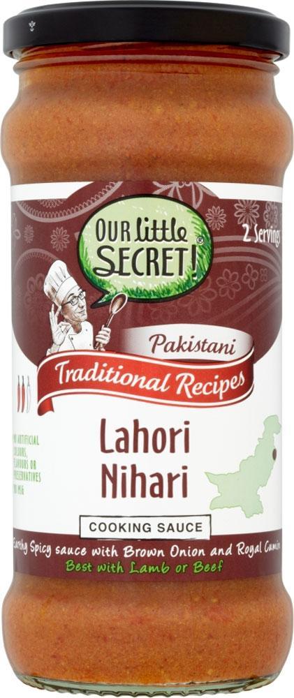Our Little Secret Lahori Nihari Cooking Sauce 350g