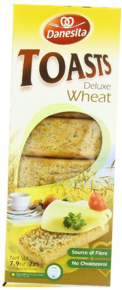 Danesita Deluxe Whole Wheat 225 g