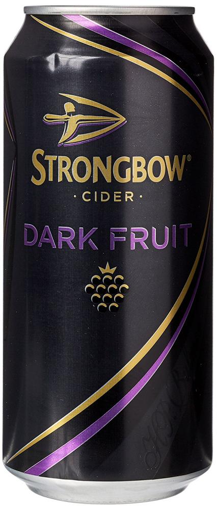 Strongbow Dark Fruit Cider Cans 440ml