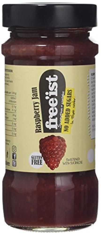Freeist No Added Sugar Raspberry Jam 280g