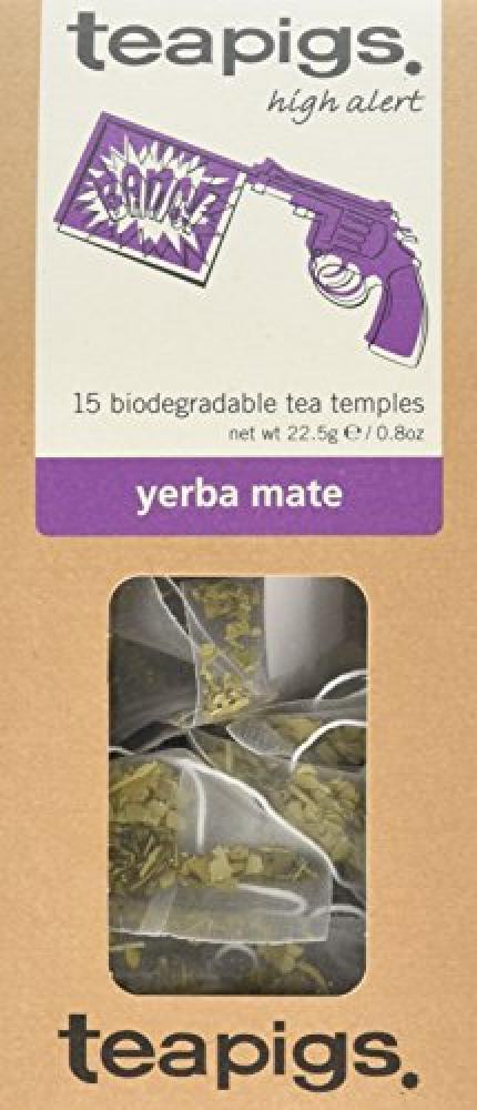 Tea Pigs yerba mate 15 tea temples