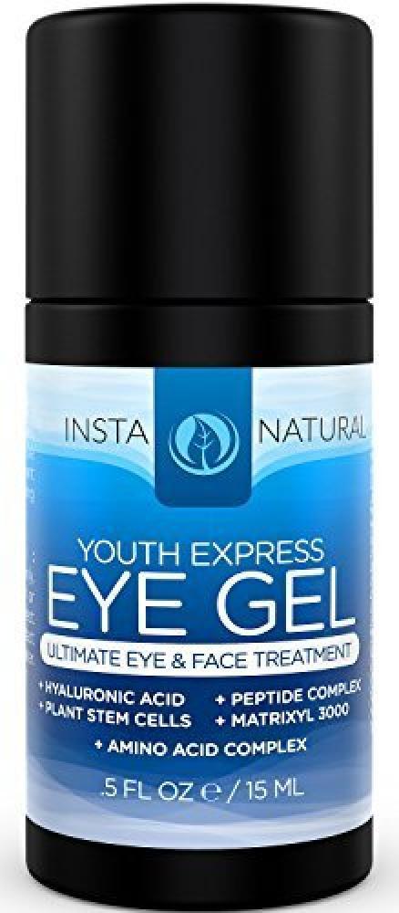 InstaNatural Youth Express Eye Gel 15ml