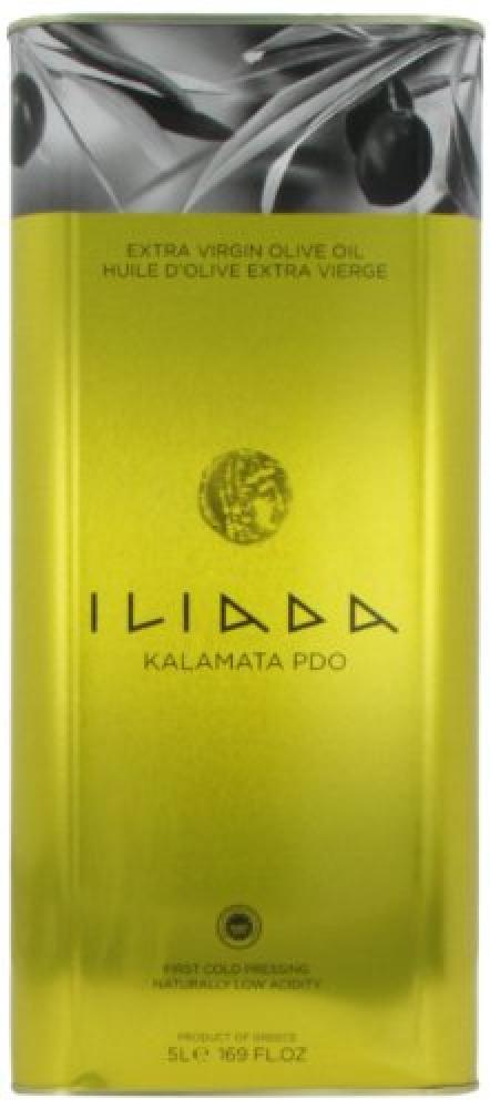 Iliada Kalamata PDO Extra Virgin Olive Oil 5 Litre