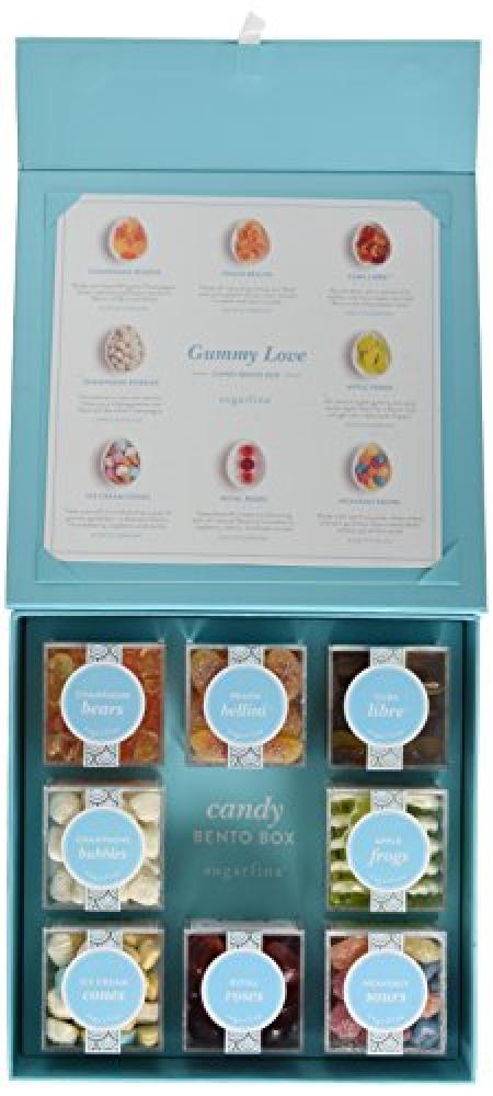 Sugarfina Gummy Love Bento Box8-Pieces