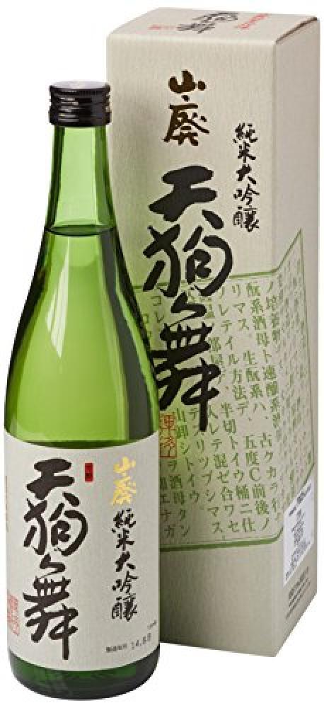 Tengu Mai Yamahai Junmai Daiginjo Sake 72cl