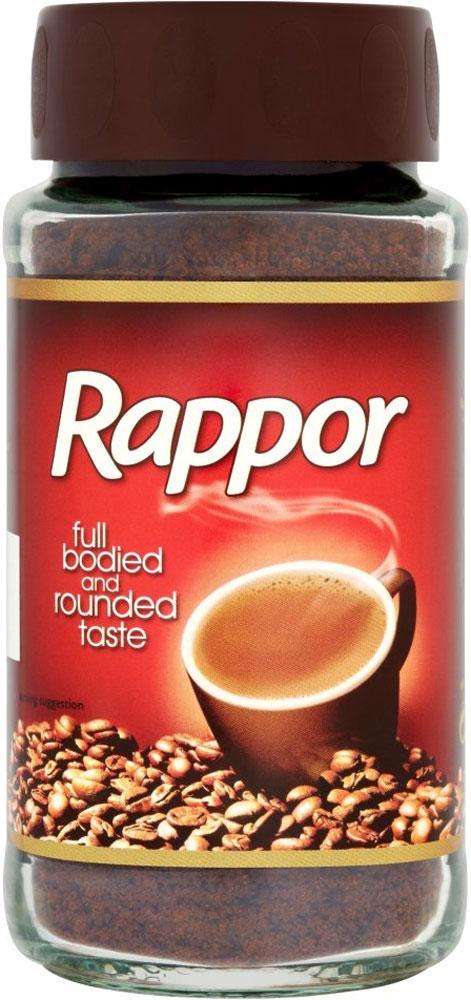 Rappor Instant Coffee 100g