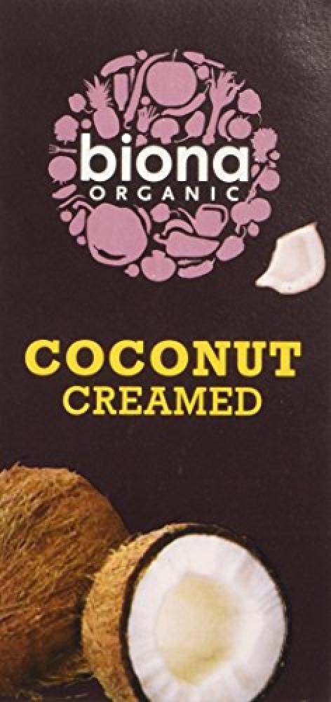 Biona Organic Creamed Coconut 200 g