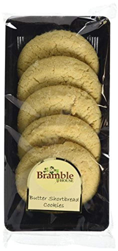 Bramble Foods Butter Shortbread Cookies 250g