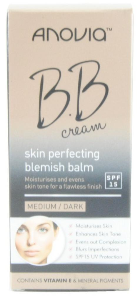 Anovia Skin Perfecting Blemish Balm Medium Dark 30ml