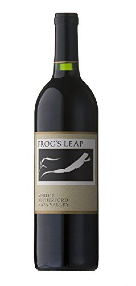 Frogs Leap Napa Valley Rutherford Merlot 2014 75 cl