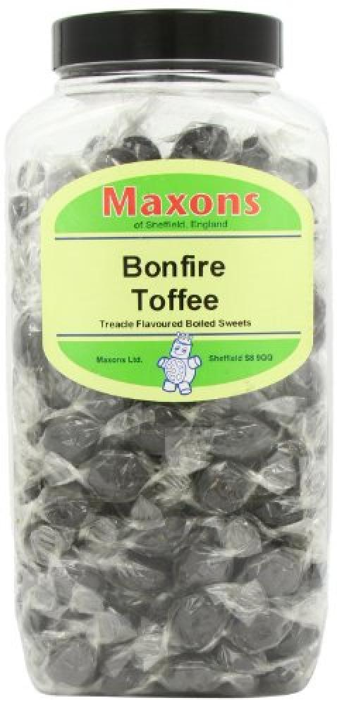 Maxons Bonfire Toffee Jar 2270g