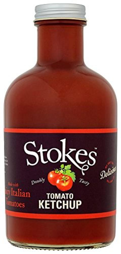 Stokes Tomato Ketchup 580g